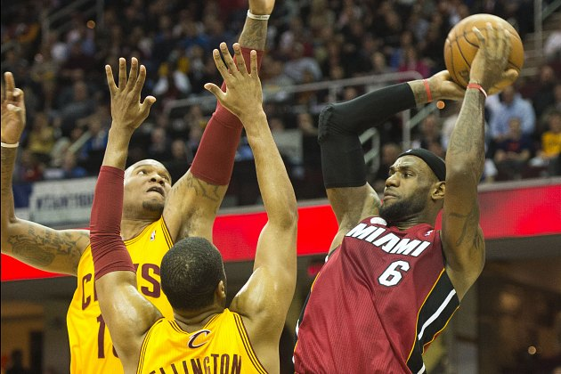 Heat rally from 27 down to beat Cavs, extend streak to 24 wins …
