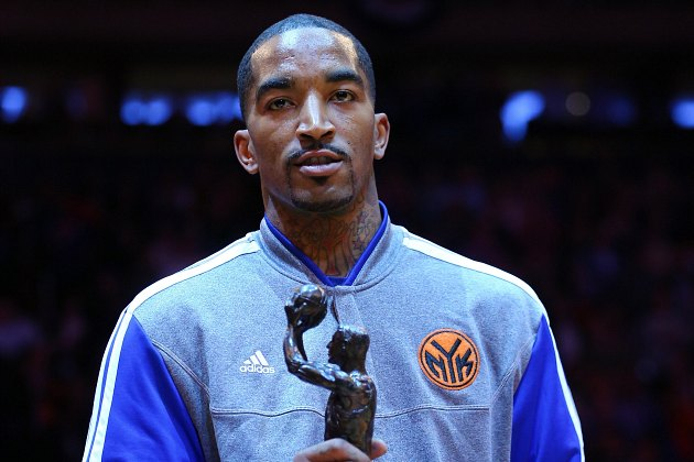 J.R. Smith's new Knicks deal is for three years, not four, whic…