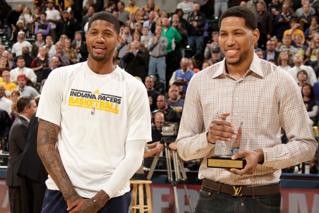 Danny Granger expects to start next season for the Pacers