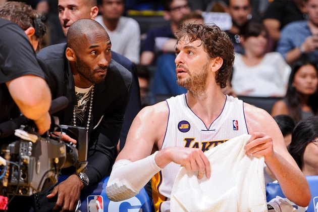 Pau Gasol is working on an inspirational photography book