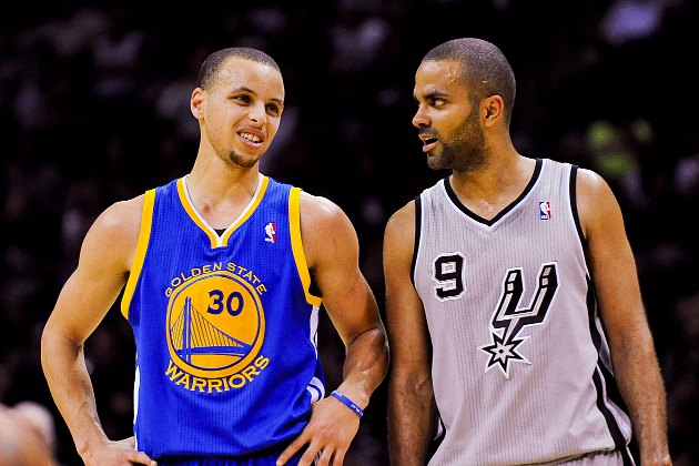 Tony Parker says he invented the teardrop shot, is sorely mista…