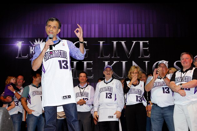 New Sacramento Kings owner Vivek Ranadive has identified candid…