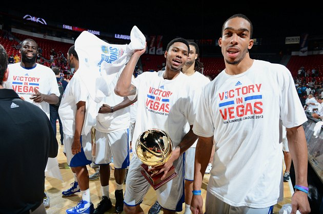 The Las Vegas Summer League's new tournament format generated v…