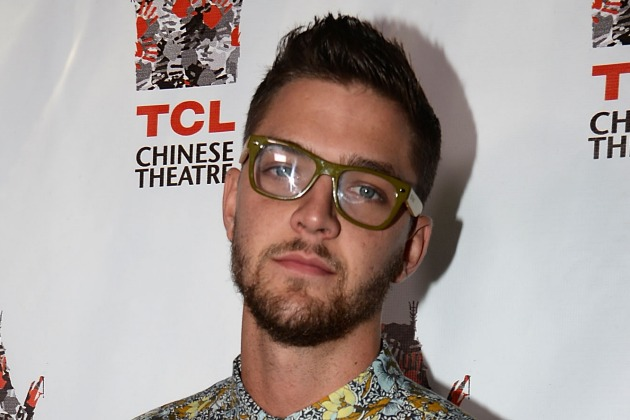 Chandler Parsons is a model now, apparently hates shirts (Video&#x2