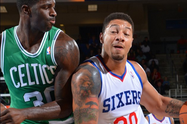 Royce White waived by the Philadelphia 76ers, throwing his bask…