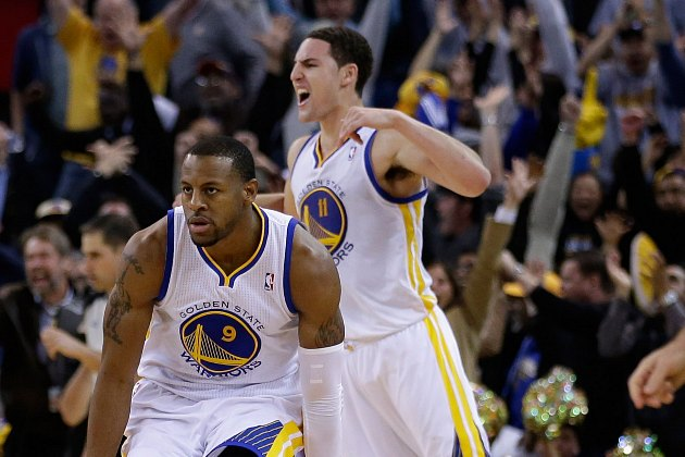 Andre Iguodala's buzzer-beater answers Russell Westbrook's long…