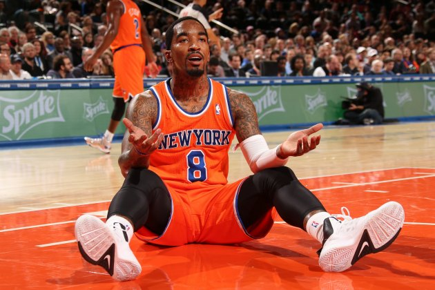 J.R. Smith did not play against the Bobcats, said he's done com…