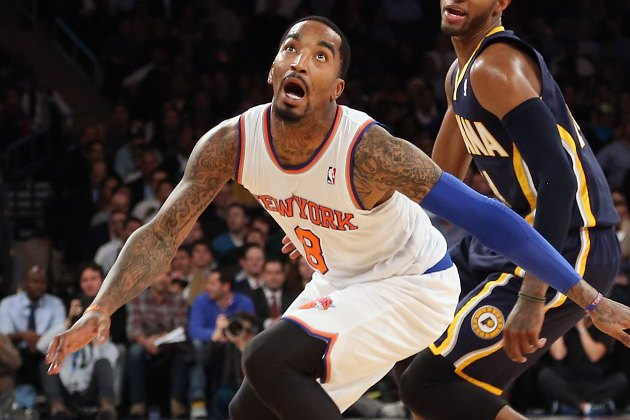J.R. Smith is in panic mode, which doesn't seem so fantastic