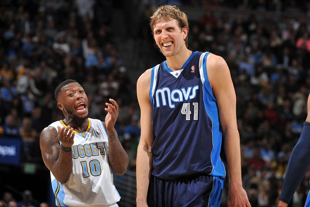 Nate Robinson thinks NBA referees hate him