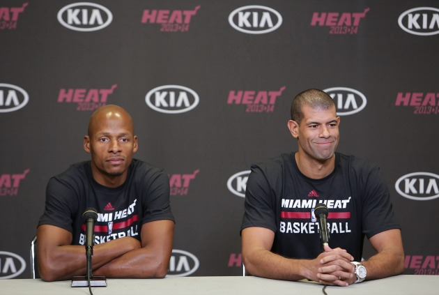 The Miami Heat are proud of being smart