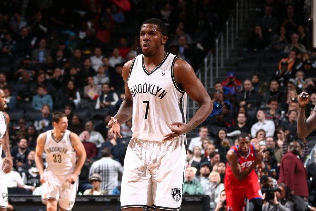 Nets' Joe Johnson ties record with eight 3s in third quarter, s…