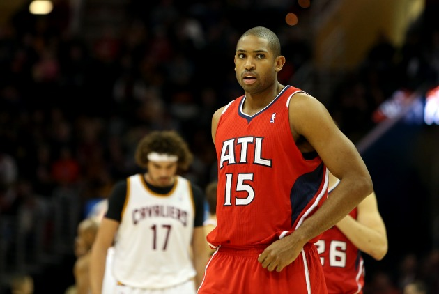 Al Horford is out indefinitely with torn pectoral muscle, throw…