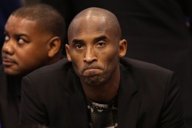 Kobe Bryant out for at least three weeks more, will likely miss…