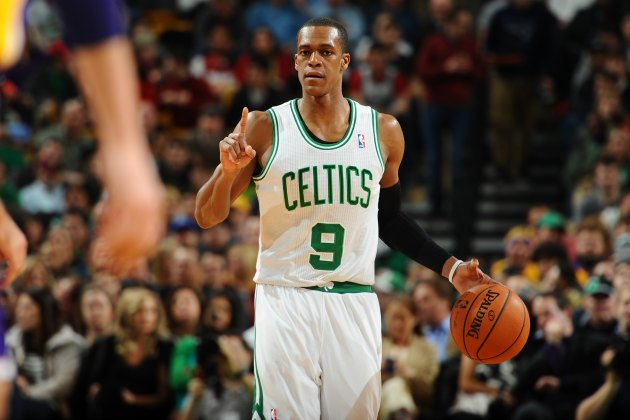 Rajon Rondo returns to the Celtics, scores first points with si…