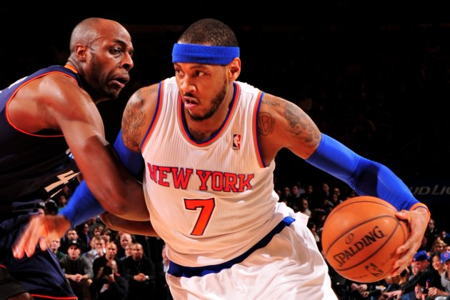 Carmelo Anthony scores 62 points, breaking Knicks and Madison S…