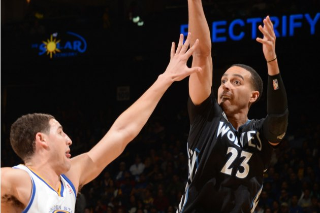 Kevin Martin's game-winner vs. Warriors finally gives Wolves a …
