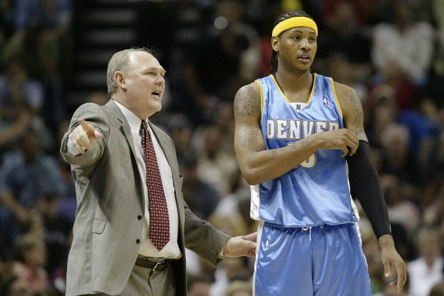 George Karl once concocted a fake trade rumor for fun