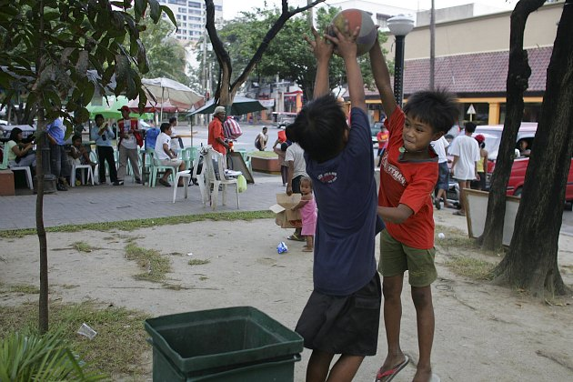 The NBA is probably holding a preseason game in the Philippines