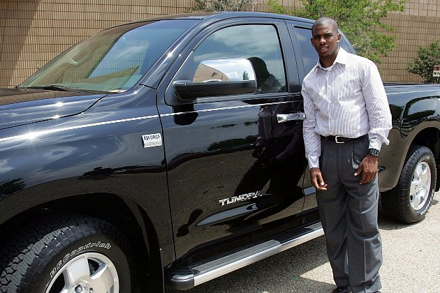 Days of NBA Lives: Wherein the NBA reacts to a Dodge truck comm…