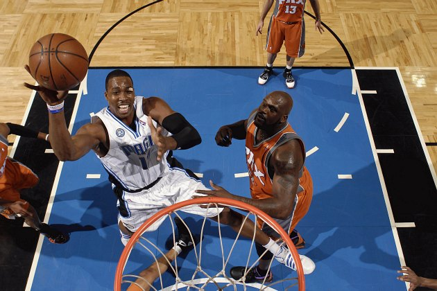 Shaquille O'Neal says he insults Dwight Howard to motivate him