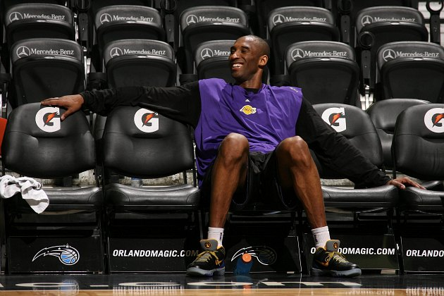 Kobe Bryant congratulates himself for influencing the work ethi…