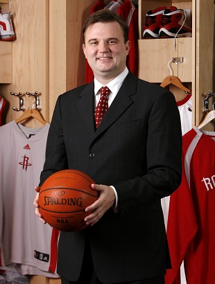 Daryl Morey talks about the Rockets' relationship with Royce Wh…