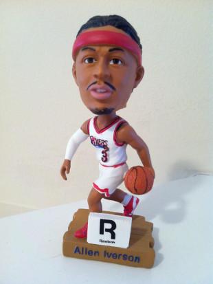 Allen Iverson will return to Philadelphia on Saturday when 76er…