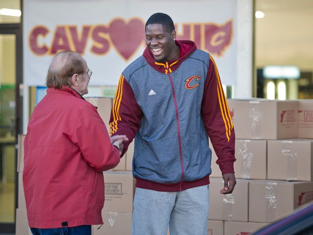 Top overall pick Anthony Bennett is 'going ghost' after missing…