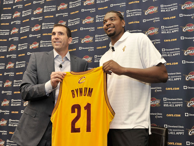 Andrew Bynum is working hard and looking forward to his eventua…