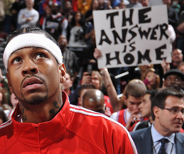 Allen Iverson declines a D-League invite, tweets that his 'acti…