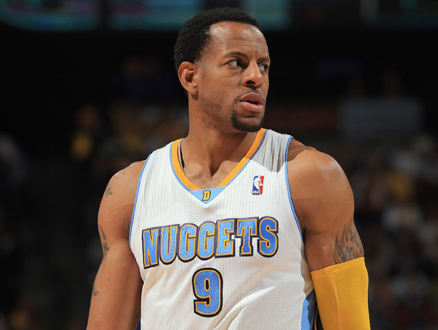 Andre Iguodala seems upset that the Kings pulled their contract…