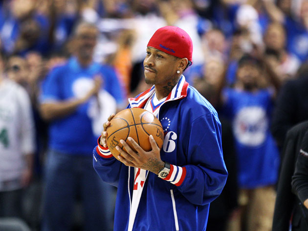 Allen Iverson is reportedly set to retire from the NBA