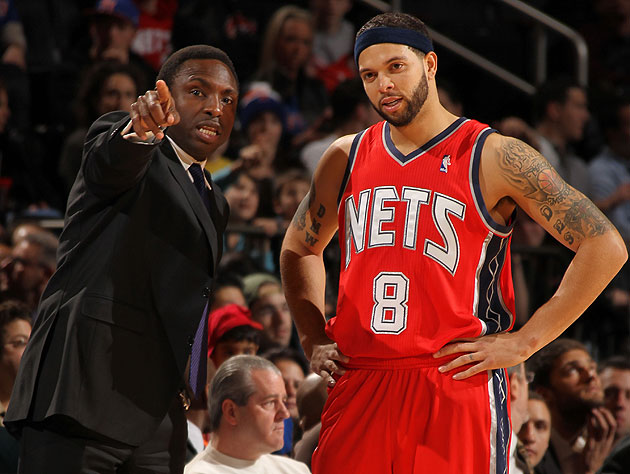 Avery Johnson is out as Brooklyn Nets coach, as Deron Williams …