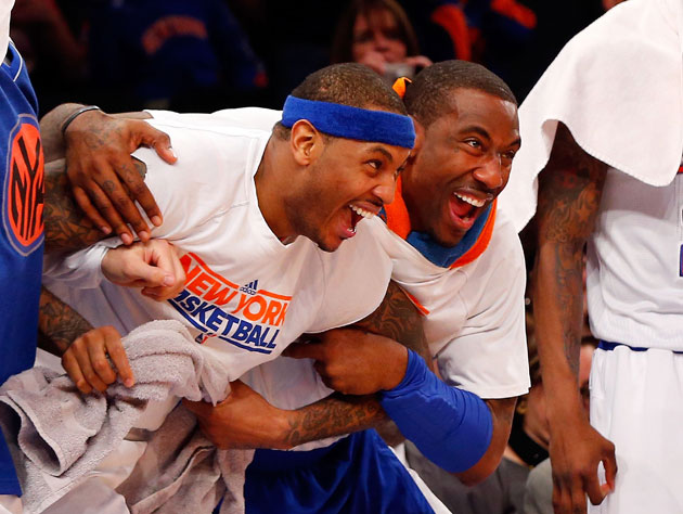 Amar'e Stoudemire can attribute his inspired post-surgery retur&