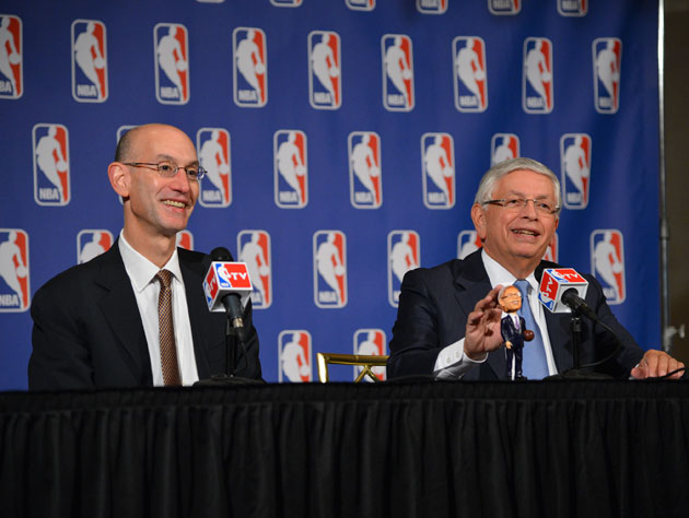 With the Kings in Sacramento to stay, David Stern visits the ci…
