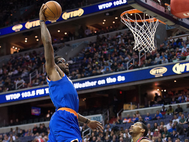 The New York Knick Facebook page celebrates Amar'e Stoudemire's…