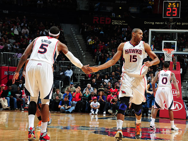 The struggling Atlanta Hawks continue to wait for a hammer that…