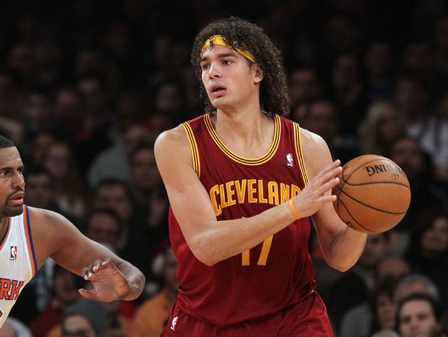 Cavaliers' Varejao out for season with blood clot
