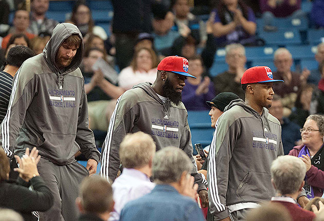 Watch the Raptors learn that Rudy Gay, Quincy Acy and Aaron Gra…