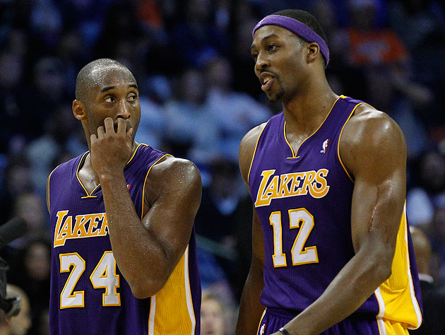 Kobe Bryant, Dwight Howard nearly fought after Lakers' New Year…