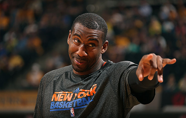 Knicks' Amar'e Stoudemire had another knee surgery this summer,…