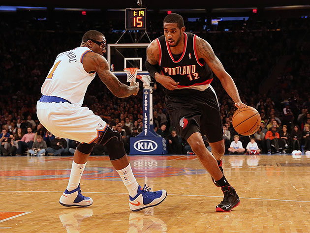 Amar'e Stoudemire claims nobody has ever taught him how to play…