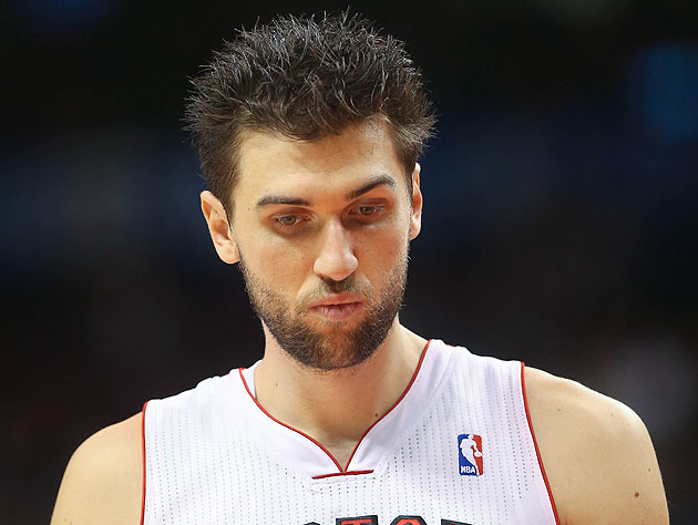Andrea Bargnani on Raptors in Italian interview: 'We are pretty…