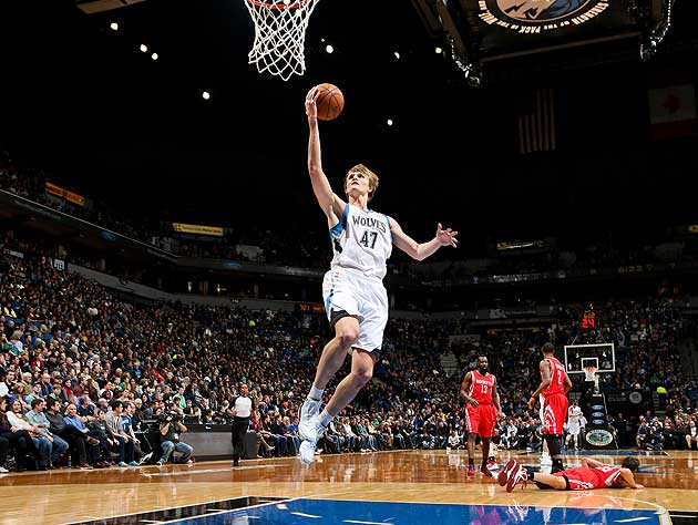 The 10-man rotation, starring the secret to Andrei Kirilenko's …