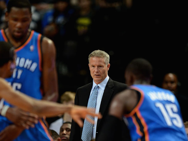 Philadelphia coach Brett Brown talks about working with 'six NB…
