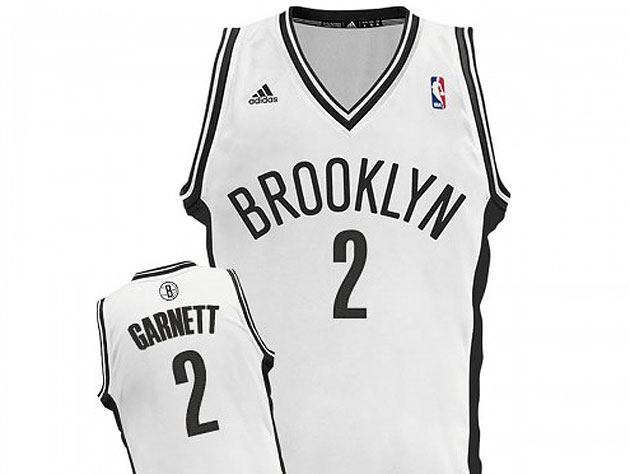Kevin Garnett will wear the number two in Brooklyn in tribute t…