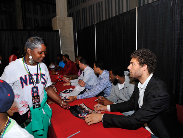 Brook Lopez is probably worth the big contract the Brooklyn Net…