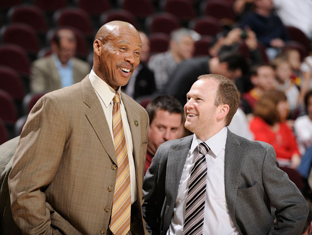 Byron Scott is out as Cleveland Cavaliers coach