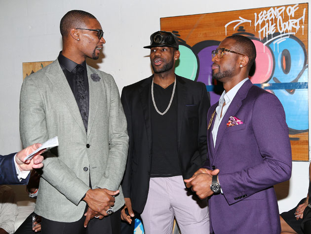 Are the Miami Heat 'going to have to break up their team' in 20…