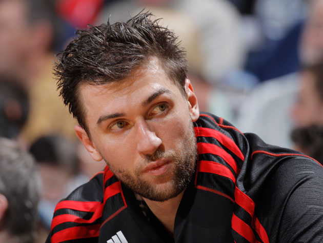 Andrea Bargnani's days with the Toronto Raptors may be over